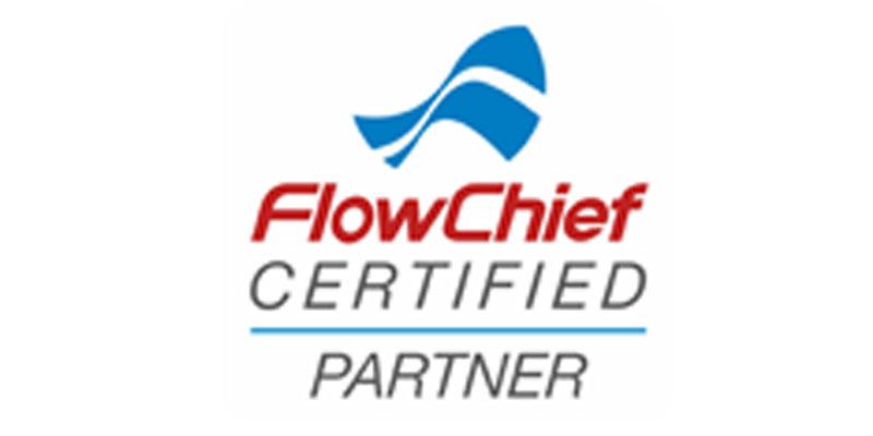 Logo FlowChief - Zebotec