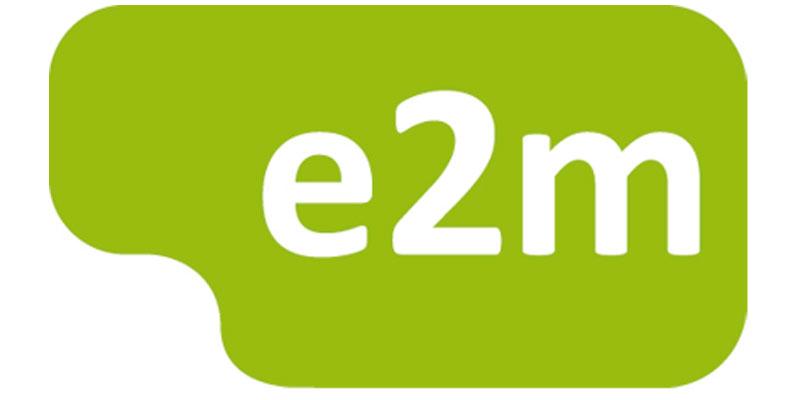 e2m Logo - Zebotec
