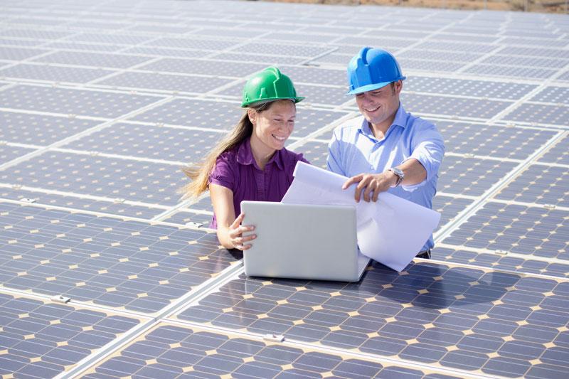 Solaranlage - Zebotec
