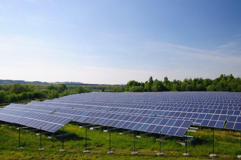 Solarfeld bei Kempten - Zebotec